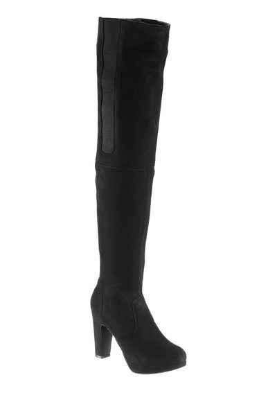 afb7f9020424c4 Overknees kaufen » Overknee Stiefel für Damen