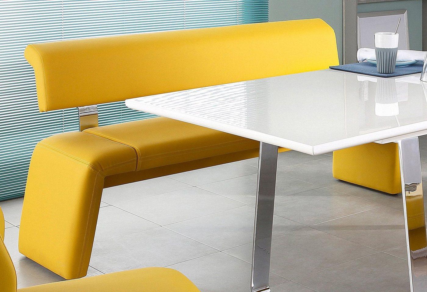 gepolsterte sitzbank mit r ckenlehne preisvergleiche. Black Bedroom Furniture Sets. Home Design Ideas