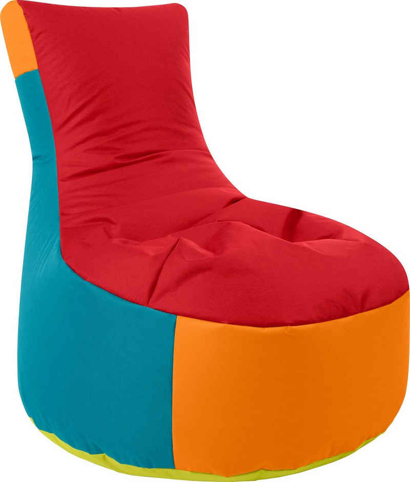 Sitting Point Sitzsack »Harlekin Swing« (1 St)