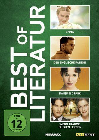 DVD »Best of Literatur: Emma / Der englische...«
