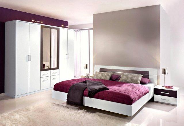 Schlafzimmer Sets - rauch BLUE Schlafzimmer Set »Burano«, (Set, 4 St)  - Onlineshop OTTO