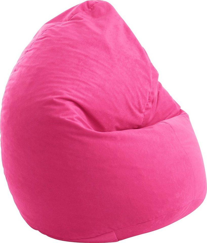 Sitzsack in Größe M