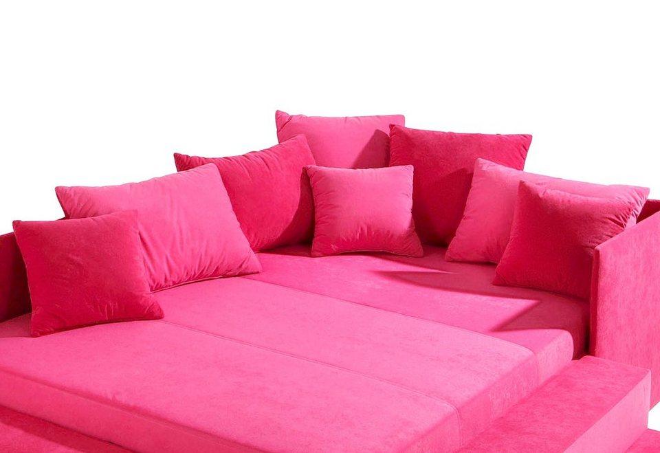Maintal Kissen-Set (2-tlg.) in rosa/pink