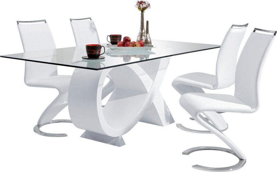 Glastisch online kaufen tisch mit glasplatte otto for Otto glastisch