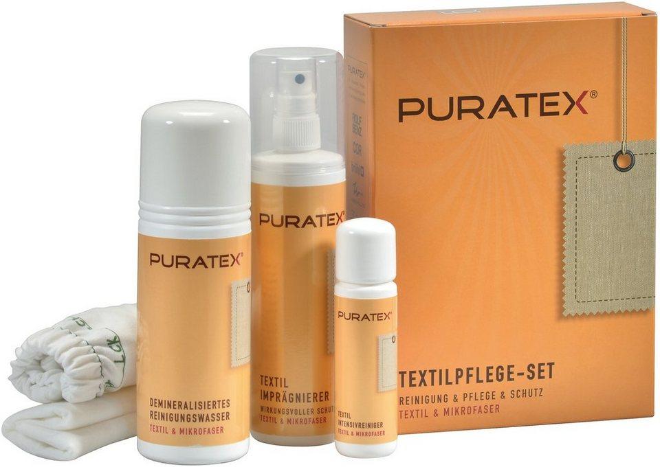 Textilpflege-Set, LCK, »PURATEX«