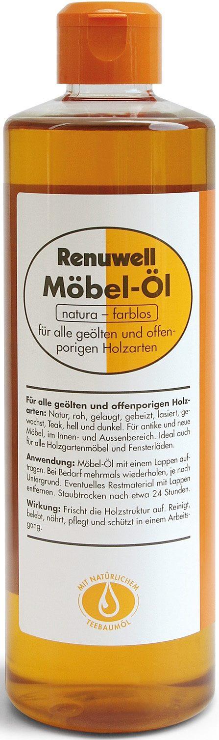 Möbel-Öl, Renuwell