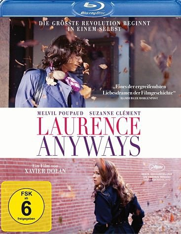 Blu-ray »Laurence Anyways«