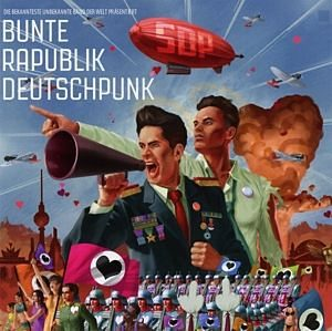 Audio CD »SDP: Bunte Rapublik Deutschpunk«