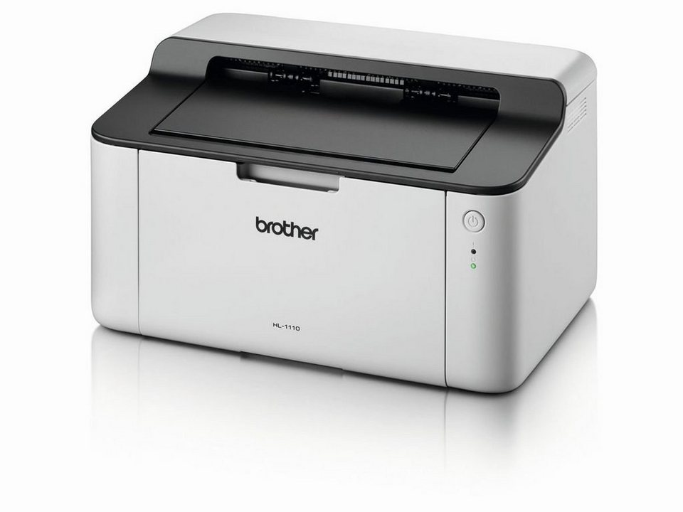 Brother Monolaser-Drucker »HL-1110« in Grau