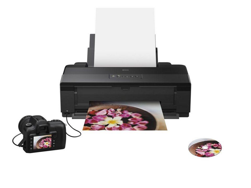 Epson Photo-Drucker »Stylus Photo 1500W (C11CB53302)« in schwarz