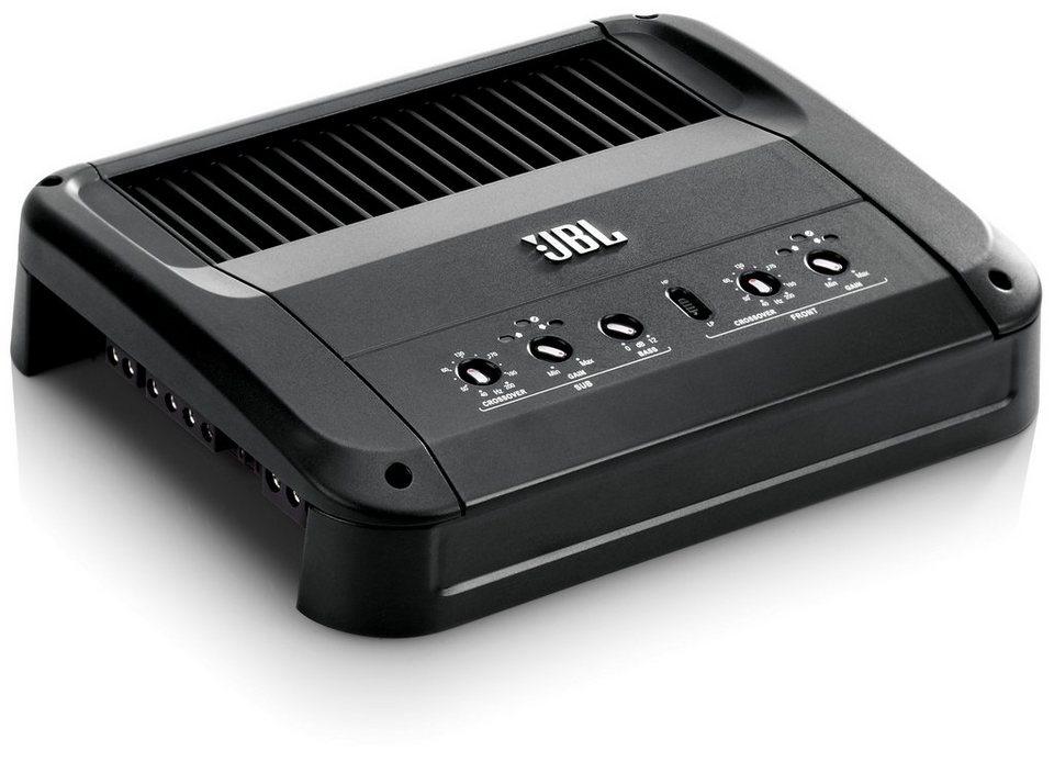 JBL 3-Kanal Systemverstärker »GTO 3EZ«
