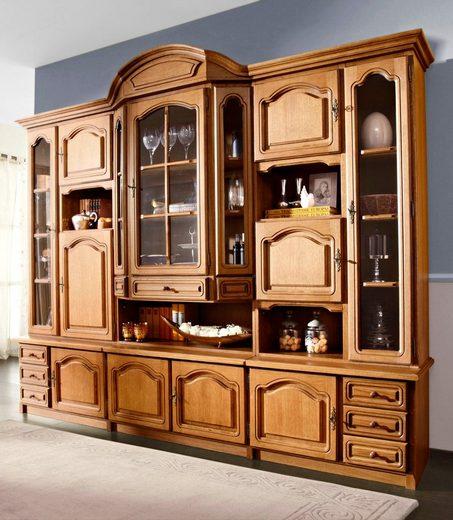wohnwand rheinsberg online kaufen otto. Black Bedroom Furniture Sets. Home Design Ideas