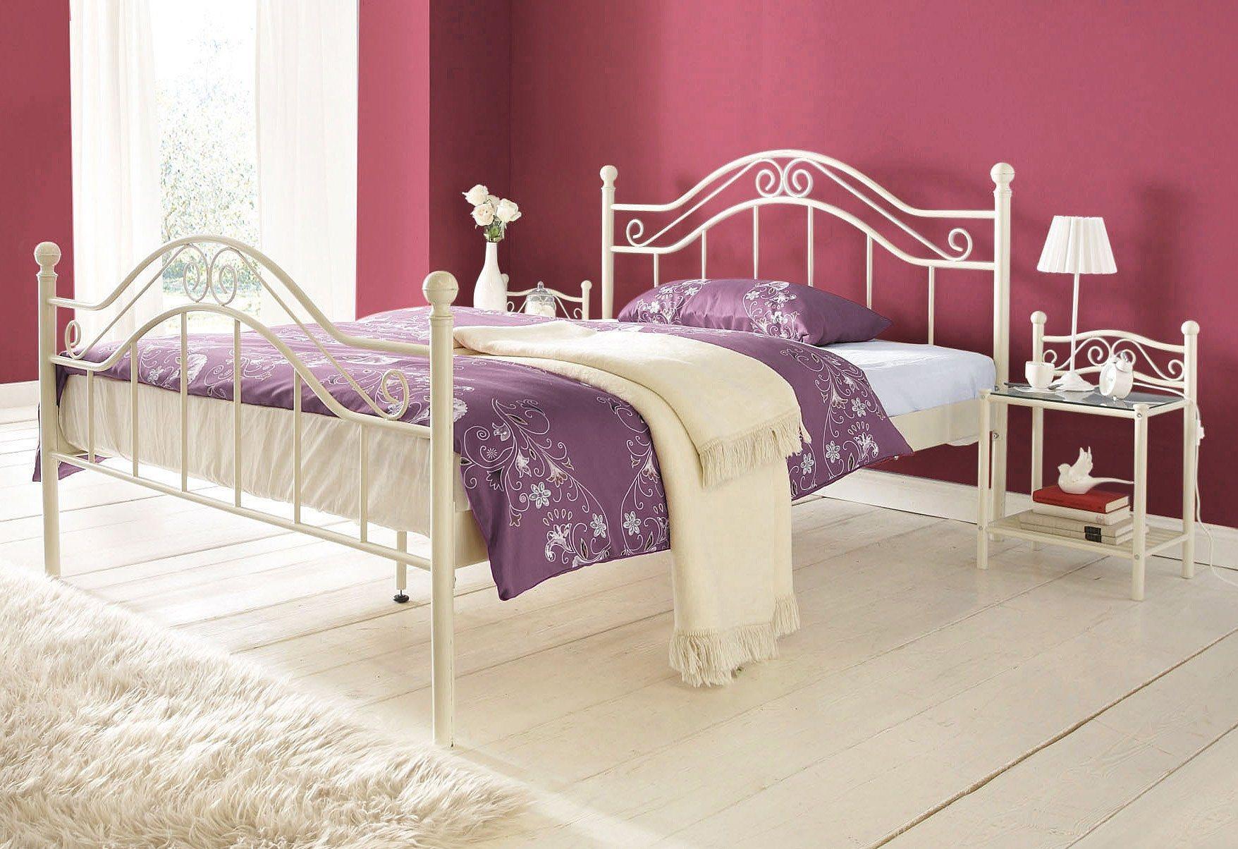 Metallbett, Home affaire | Schlafzimmer > Betten > Metallbetten | Home affaire