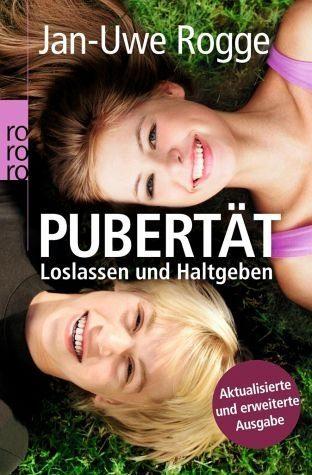 Broschiertes Buch »Pubertät - Loslassen und Haltgeben«