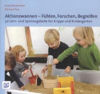 Broschiertes Buch »Aktionswannen - Fühlen, Forschen, Begreifen«