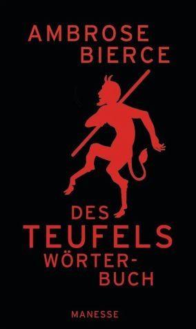 Gebundenes Buch »Des Teufels Wörterbuch«