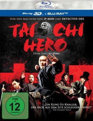Blu-ray »Tai Chi Hero (Blu-ray 3D)«