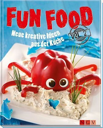 Gebundenes Buch »Fun Food Vol. 2«