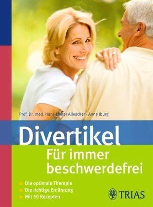 Broschiertes Buch »Divertikel - Für immer beschwerdefrei«