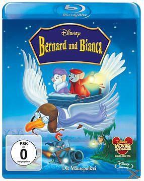 Blu-ray »Bernard & Bianca - Die Mäusepolizei«