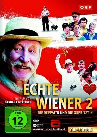 DVD »Echte Wiener II - Die Deppat'n und die Gspritzt'n«