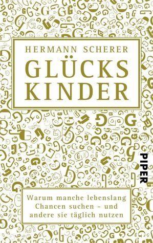 Broschiertes Buch »Glückskinder«