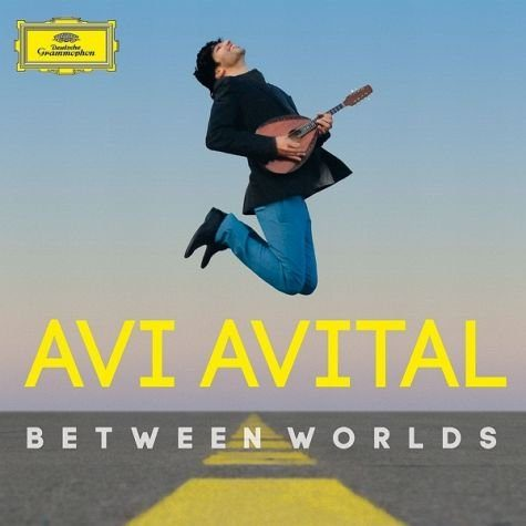 Audio CD »Avi Avital: Between Worlds«