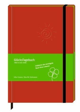 Gebundenes Buch »GlücksTagebuch«