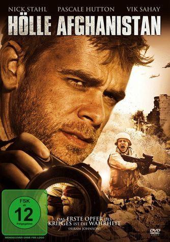 DVD »Hölle Afghanistan«