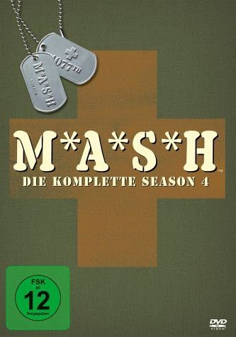 DVD »M*A*S*H - Die komplette Season 04 (3 Discs)«