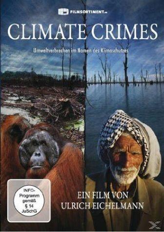 DVD »Climate Crimes - Umweltverbrechen im Namen des...«