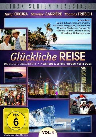 DVD »Glückliche Reise - Vol. 4 (2 Discs)«