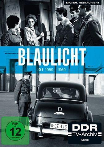 DVD »Blaulicht - Box 1 (2 Discs)«