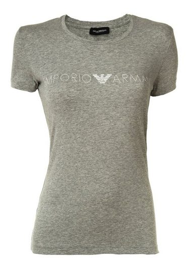 Emporio Armani T-Shirt »Damen T-Shirt - Rundhals, Loungewear, Kurzarm,«