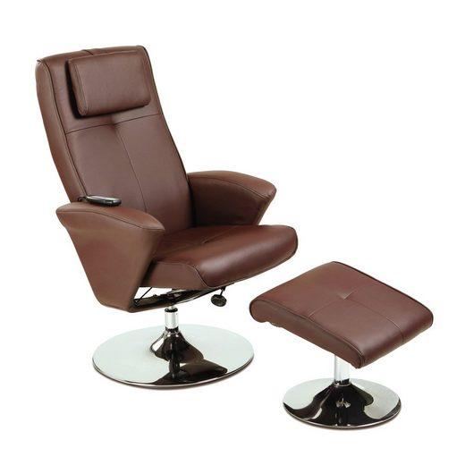 aktivshop Massagesessel »Relax-Sessel Design, creme«