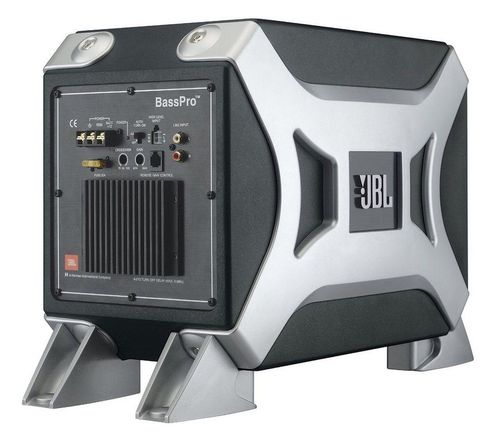 JBL Aktives Subwoofersystem »BassPro 2«