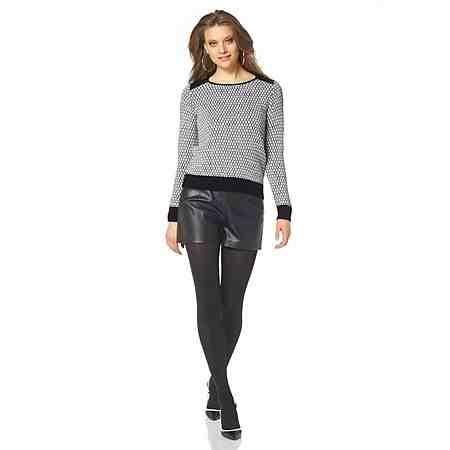 Chillytime Shorts »Lederimitat«