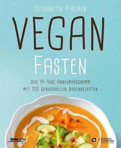 Gebundenes Buch »Vegan fasten«