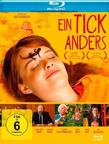 Blu-ray »Ein Tick anders«