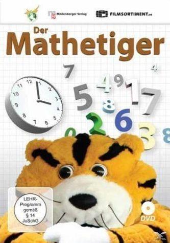 DVD »Der Mathetiger: 4 neue Abenteuer«