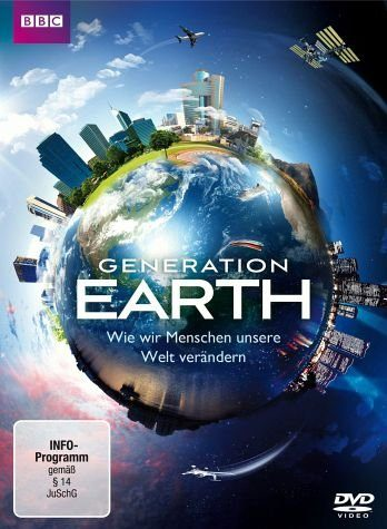 DVD »Generation Earth - Wie wir Menschen unsere...«