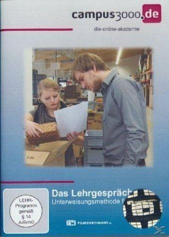 DVD »Das Lehrgespräch - Unterweisungsmethode für...«