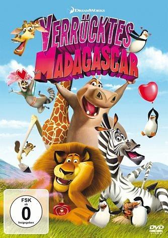 DVD »Verrücktes Madagascar«