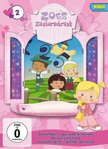 DVD »Zoés Zauberschrank 02«