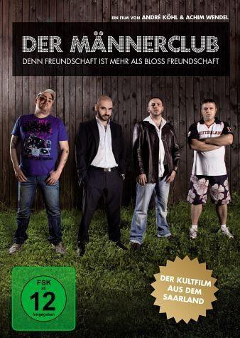DVD »Der Männerclub - Denn Freundschaft ist mehr...«