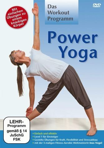 DVD »Power Yoga«