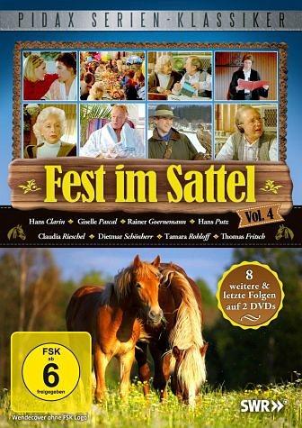 DVD »Fest im Sattel - Vol. 4 (2 Discs)«