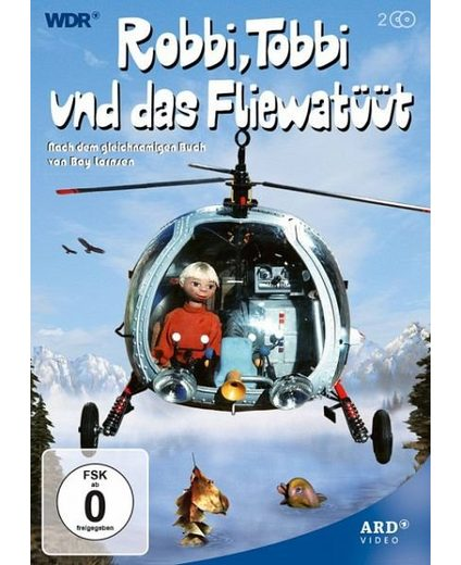 DVD »Robbi, Tobbi und das Fliewatüüt (2 Discs)«