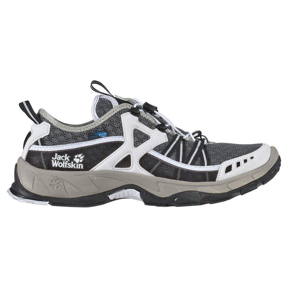 Jack Wolfskin Schuhe »RIVERSIDE WOMEN« in white rush