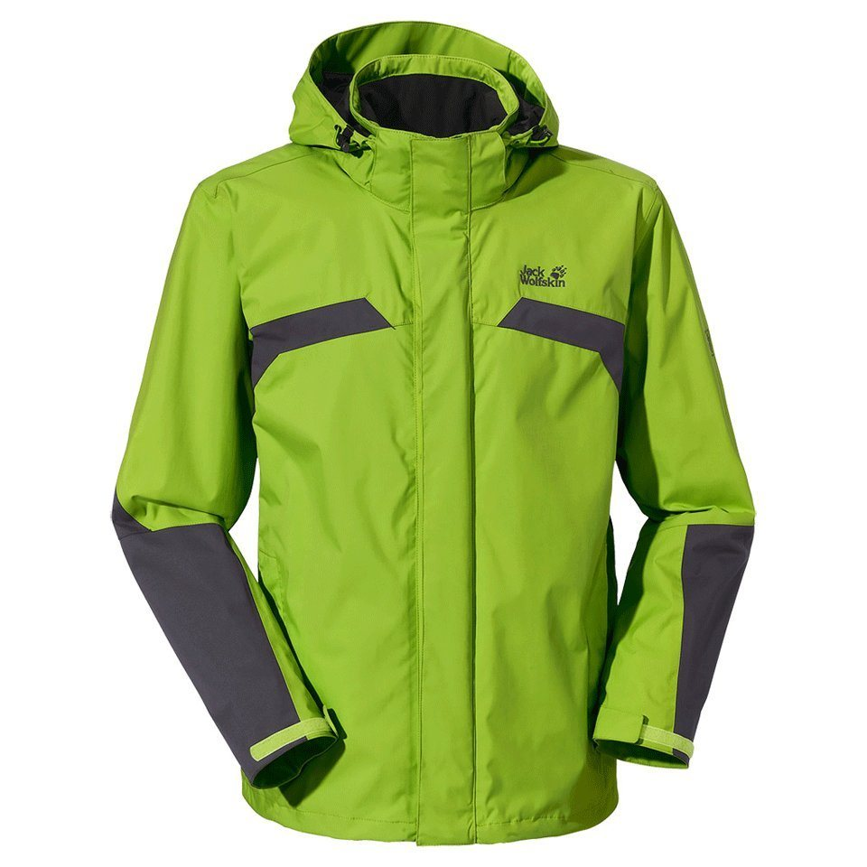 Jack Wolfskin Jacken »TOPAZ JACKET MEN II« in parrot green